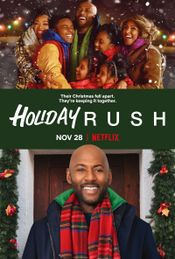 Affiche Holiday Rush