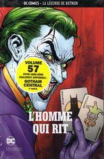 Couverture L'Homme qui rit - La Légende de Batman, tome 57
