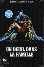 Couverture Un deuil dans la famille - La Légende de Batman, tome 58