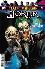 Couverture The Joker: Year of the Villain #1