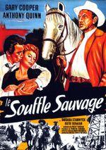 Affiche Le Souffle sauvage