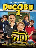 Affiche Ducobu 3