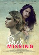 Affiche She's Missing