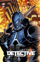 Couverture Médiéval - Batman : Detective, tome 2