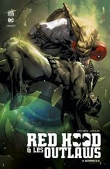 Couverture Bizarro 2.0 - Red Hood & les Outlaws, tome 2