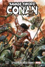 Couverture Le Culte de Koga Thun - Savage Sword of Conan, tome 1