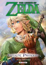 Couverture The Legend of Zelda: Twilight Princess - Tome 7