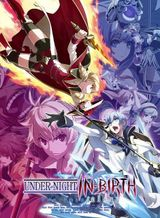 Jaquette Under Night In-Birth Exe:Late[cl-r]