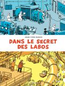 Couverture Dans le secret des labos