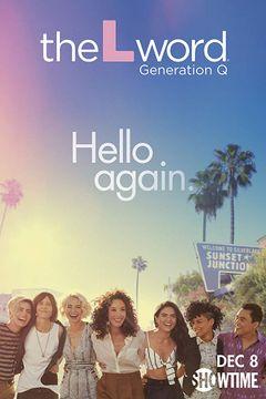 Affiche The L Word : Generation Q