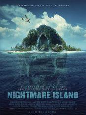 Affiche Nightmare Island