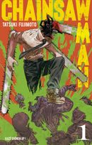 Couverture Chainsaw Man, tome 1
