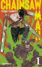 Couverture Chainsaw Man