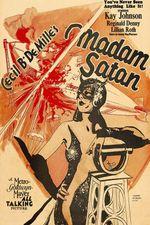 Affiche Madame Satan