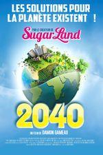 Affiche 2040