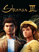 Jaquette Shenmue III