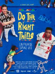 Affiche Do the Right Thing
