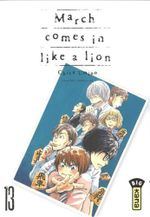 Couverture March Comes in Like a Lion, tome 13