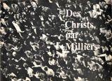 Affiche Des Christs par milliers