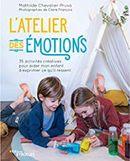 Couverture L'Atelier des émotions