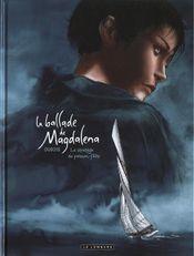 Couverture La Stratégie du poisson-flûte - La Ballade de Magdalena, tome 1
