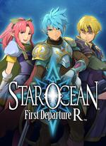 Jaquette Star Ocean : First Departure R