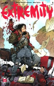 Couverture Extremity (2017 - 2018)