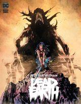 Couverture Wonder Woman: Dead Earth