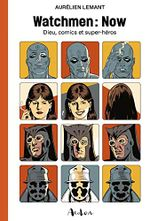 Couverture Watchmen : Now