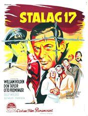 Affiche Stalag 17