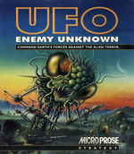 Jaquette UFO : Enemy Unknown
