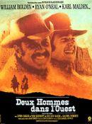 Affiche Deux hommes dans l'Ouest
