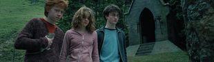 Cover Mon classement des films Harry Potter