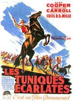 Affiche Les Tuniques écarlates