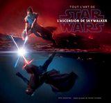 Couverture Tout l'Art de Star Wars : L'Ascension de Skywalker