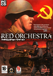 Jaquette Red Orchestra: Ostfront 41-45