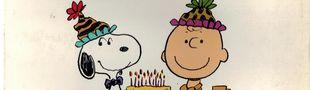 Affiche Happy Birthday, Charlie Brown