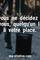 Cover C'est toi qui décides (Liste tournante participative, interactive, hyperactive...)