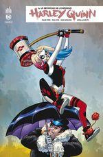 Couverture La démarche de l'Empereur - Harley Quinn (Rebirth), tome 6