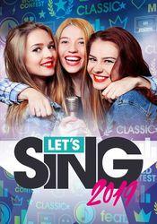 Jaquette Let's Sing 2019