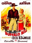 Affiche Une aventure de Buffalo Bill