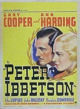 Affiche Peter Ibbetson