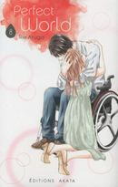Couverture Perfect World, tome 8