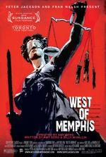 Affiche West of Memphis