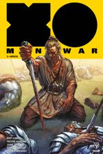 Couverture Héros - X-O Manowar (2018), tome 3