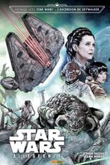 Couverture Star Wars : Allégeance