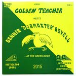 Pochette Golden Teacher Meets Dennis Bovell at the Green Door (Single)