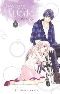 Couverture Perfect World, tome 3
