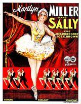 Affiche Sally