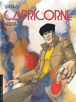 Couverture Maître - Capricorne, tome 20